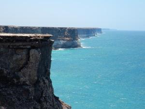 Baxter cliffs Caiguna