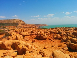 Kalbarri Cliffs